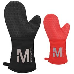 Promotional Silicone Grilling Mitt