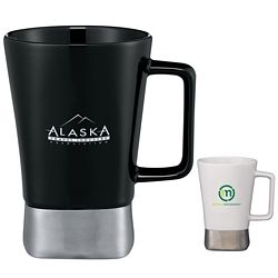 Promotional 12 Oz Ceramic Desk Mug