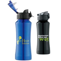 Promotional 18 Oz Nitro Aluminum Bottle