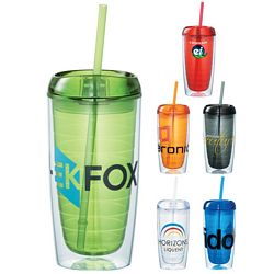 Customized 16 Oz Vortex Tumbler