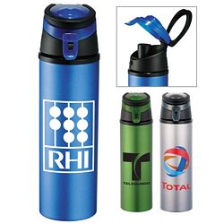 Promotional 20 Oz Sheen Aluminum Bottle