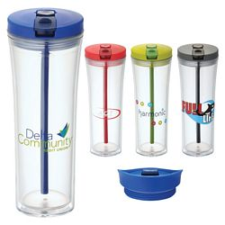 Promotional 20 Oz Hot Cold Tower Tumbler