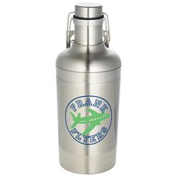 Customized 64 Oz Growl Vacuum Growler