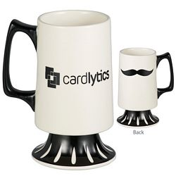 Promotional 12 Oz The Sir Ceramic Mug