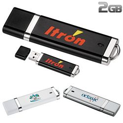 Promotional Jetson Flash Drive 2Gb