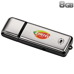 Promotional Classic Flash Drive 8Gb