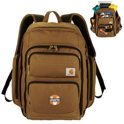 Customized Carhartt Signature Deluxe Work Compu-Backpack