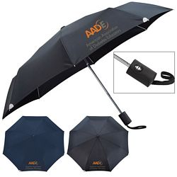 Promotional Stromberg 42 Auto Open-Close Windproof Safety Umbrella