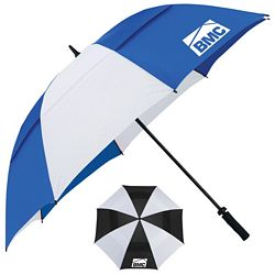 Customized Cutter Buck 62 Vented Golf Umbrella