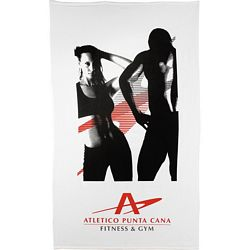 Customized Protowels Medium Weight Beach Towel