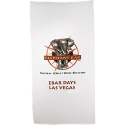 Promotional Protowels Heavy Weight Beach Towel