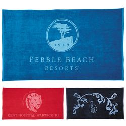 Promotional Protowels Colored Beach Towel - 18Lb