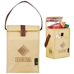 Promotional Brown Baggin It Lunch Bag