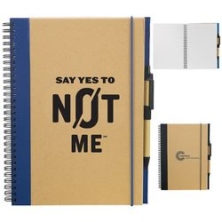 Promotional Evolution Large Recycled JournalBook