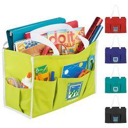 Promotional Chevron Multi-Purpose Tote Bags