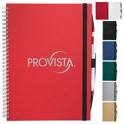 Promotional Hardcover Large 7X10 JournalBook