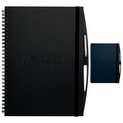 Promotional Premier Leather Large 7X10 JournalBook