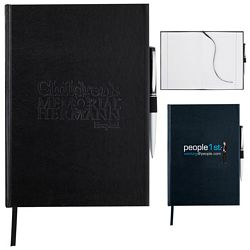 Customized Executive Large Bound Journalbook