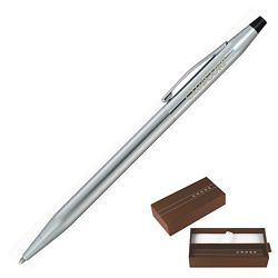 Promotional Cross Classic Century Lustrous Chrome Ballpoint Pen