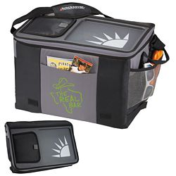 Customized California Innovations 50-Can Table Top Cooler Bag