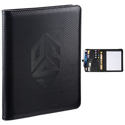 Custom Carbon Fiber Tech Padfolio