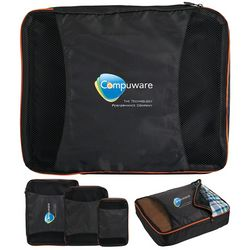 Promotional Brighttravels Set Of 3 Packing Cubes