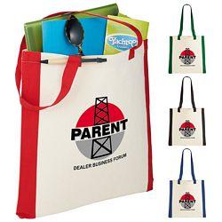 Promotional Coastline Cotton Convention Tote Bag