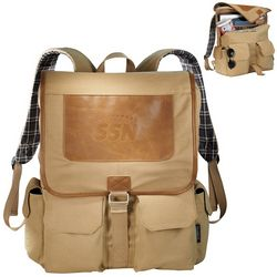Customized Field Co Cambridge Collection Compu-Backpack