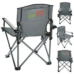 Promotional High Sierra Deluxe Camping Chair