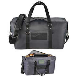 Custom Cutter Buck Pacific Series Weekender Duffel Bag