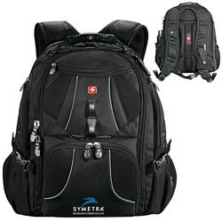 Custom Wenger Mega Compu-Backpack