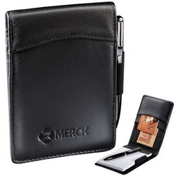 Promotional Millennium Leather Personal Jotter