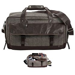 Customized Cutter Buck Pacific Fremont Duffel Bag
