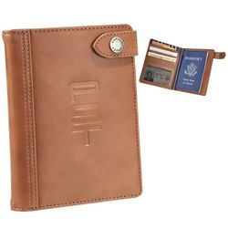 Promotional Cutter Buck Legacy Passport Wallet