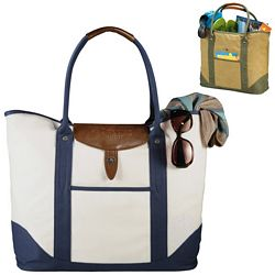 Promotional Cutter Buck Legacy Cotton Boat Tote Bag