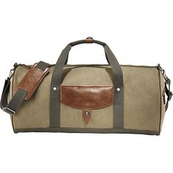 Promotional Cutter Buck Legacy Cotton Roll Duffel Bag