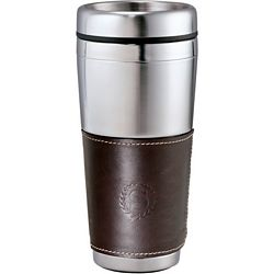 Promotional Cutter Buck Amer Classic Leather Tumbler