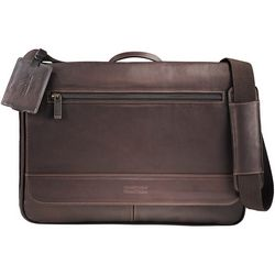 Promotional Kenneth Cole Colombian Leather Computer Messenger