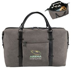 Promotional Kenneth Cole Canvas Duffel Bag