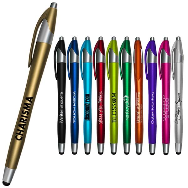 Custom Liark Iwriter Silhouette Stylus Retractable Pen