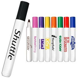 Customized Liquimark Low Odor Bullet Tip Dry Erase Marker