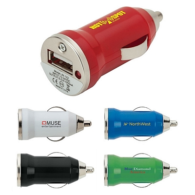 Promotional Valumark Gc1314 Usb Car Charger