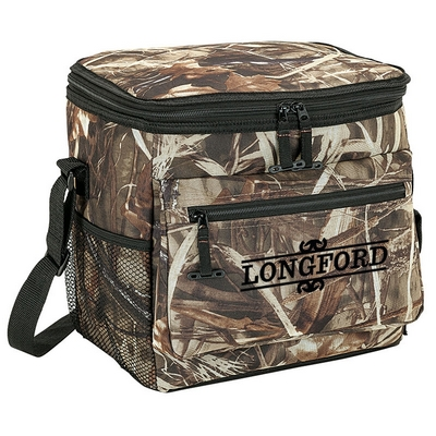 Custom Giftcor Gr4414 24-Can Camo Cooler