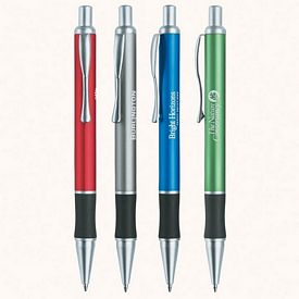 Promotional Basics Claris Ballpoint Pen - CLOSEOUT ITEM