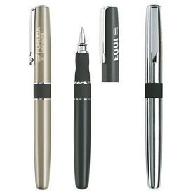 Promotional Basics Marcones Rollerball Pen - CLOSEOUT ITEM