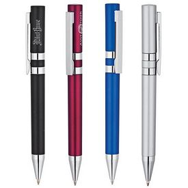 Promotional Basics Plastik Bt7100 Twist Pen