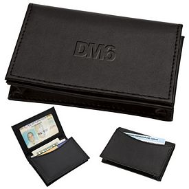 Promotional Essentials Cometa Business Card Case