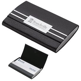 Promotional Essentials Eb3016 Business Card Case
