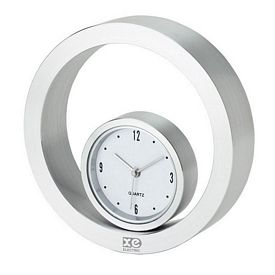 Custom Essentials Ec1048 Rolling Desk Clock