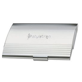 Promotional Essentials Ed7600 Lindos Series Business Card Holder